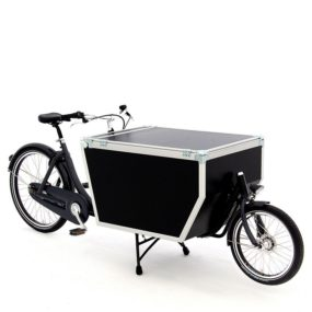 Cargo bike Babboe Flightcase