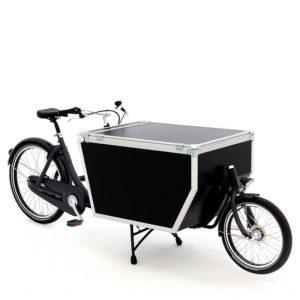 Cargo bike Babboe Flightcase