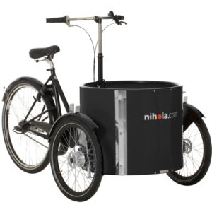Cargo bike Nihola Low