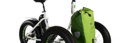 Cargo bike Fat Trike 2.0 Off-Road (motore centrale)