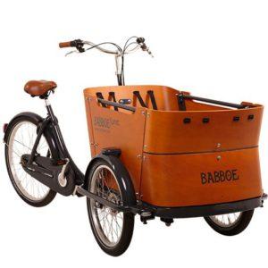 Cargo bike Babboe Curve