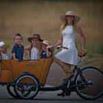 babboe-cargobike-trasporto bambini-4 bambini-bambini-uso quotidiano