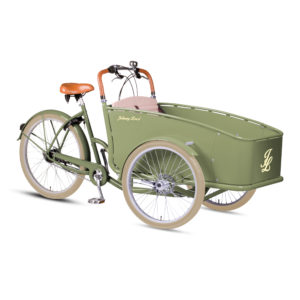 Cargo bike Johnny Loco-E Lima