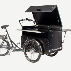 Cargo bike Christiania Esposizione/Vendita