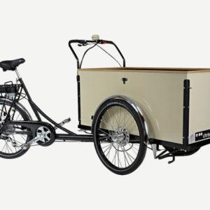Cargo bike Christiania 6 posti