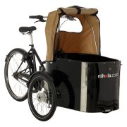 nihola-Family-cargo-bike-ladcykel-oblique-open-hood1