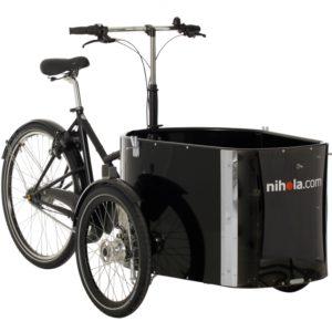 Cargo bike Nihola Family