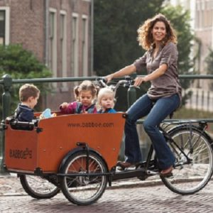 Cargo bike Babboe Big