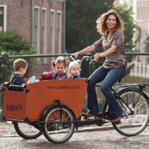 Cargo bike Babboe Big