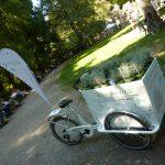 trikego-cargo bike-bicicletta da carico-trasporto bambini- bicicletta trasporto merci-bicicletta da lavoro