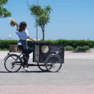 Cargo bike da lavoro