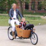 Babboe-cargobike-trasporto animali-trasporto bambini-10