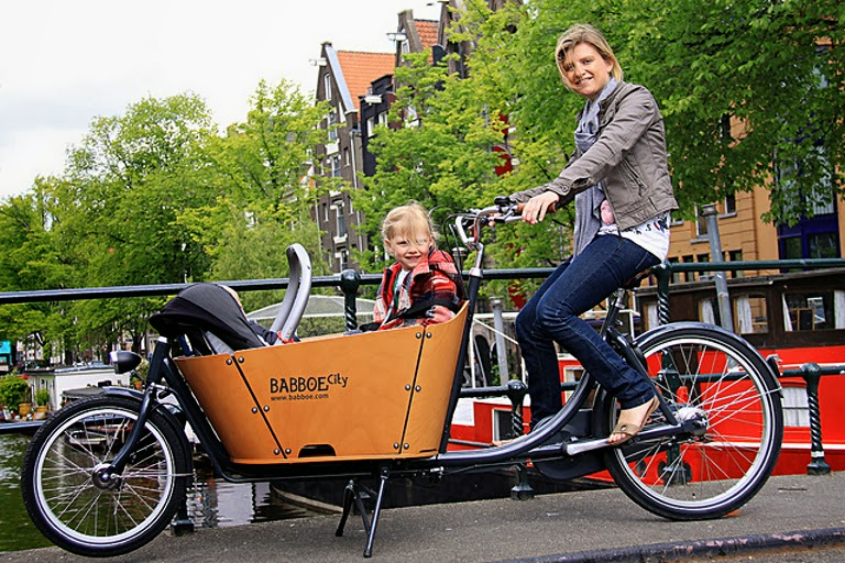 cargo bike babboe city manolo bikes. Black Bedroom Furniture Sets. Home Design Ideas