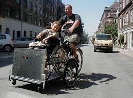 Flex cargo bike-trasporto sedia a rotelle-carrozzina-10