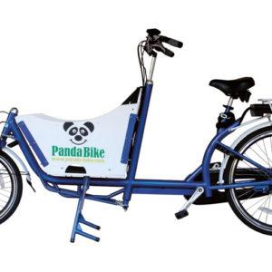 Cargo bike Saetta