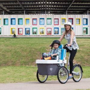 Cargo bike Taga Family