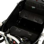 nihola 4.0 cargo bike - 2 benches