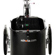 nihola 4.0 cargo bike ex. hood