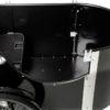 nihola 4.0 cargo bike - ladcykel - 1 bench side