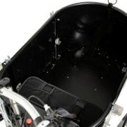 nihola 4.0 ladcykel - cargo bike 1 bench