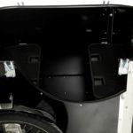 nihola 4.0 ladcykel - cargo bike - 2 benches side