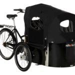 nihola 4.0 ladcykel - cargo bike - oblique