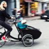 trioBike-cargobike-trasporto bambini-2 bambini-2