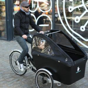 Cargo bike Triobike Boxter