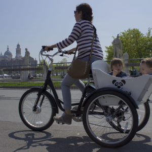 Cargo bike Triciclotto
