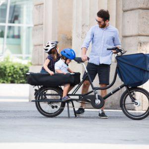 Cargo bike Justlong