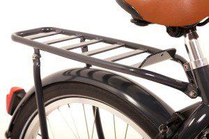 Portapacchi posteriore cargo bike Babboe
