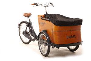 Copertura cargo bike Babboe Curve