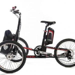 Cargo bike Adventure Trike Electric