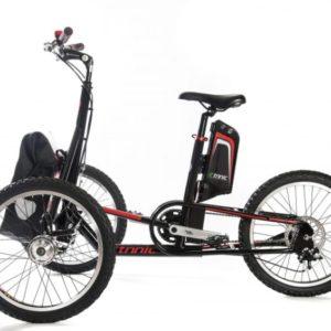 Cargo bike Adventure Trike Electric