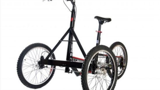Adventure Trike No-electric 02