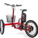 City Trike Electric 01