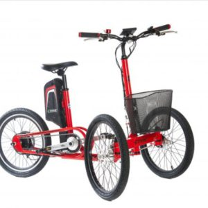 Cargo bike City Trike Electric