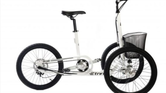 City Trike No-electric - 05