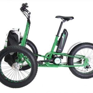 Cargo bike Fat Trike Electric