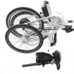 Folding Trike Electric (bag battery) 02