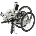 Folding Trike Electric (bag battery) 03