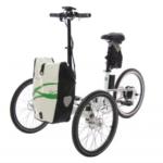 Folding Trike Electric (bag battery) 04