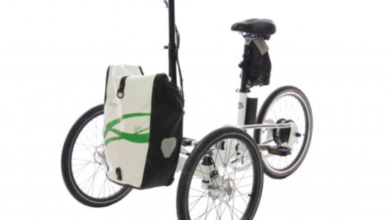 Folding Trike Electric (bag battery) 04