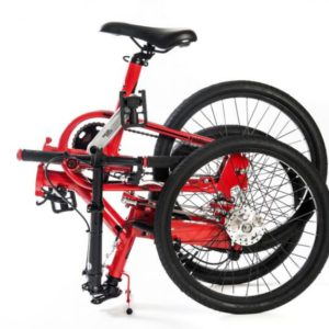 Cargo bike Folding Trike No-Electric