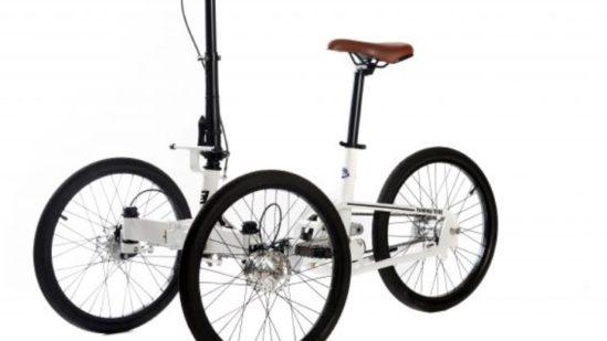 Folding Trike No-Electric 04