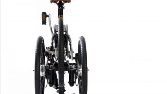 Folding Trike No-Electric 06