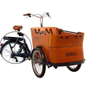 Cargo bike Babboe Curve-E
