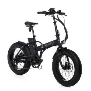 Bad bike elettrica e pieghevole