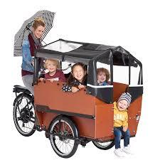Cargo bike Babboe Max-E