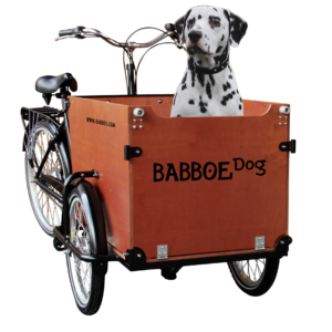 Cargo bike Babboe Dog
